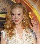 <p>Nicole Kidman lidera o ranking das estrelas que ganham demais. A atriz australiana apareceu em primeiro lugar na segunda lista anual feita pela revista norte-americana Forbes dos atores e atrizes menos lucrativos de Hollywood. Photo by Issei Kato</p>