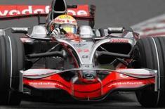 <p>Hamilton promete manter-se 'totalmente certo' em próximas provas. O piloto Lewis Hamilton, da McLaren, prometeu que vai manter-se 'totalmente certo' pelo restante da atual temporada da Fórmula 1, após ter visto sua vitória no Grande Prêmio da Bélgica escorrer pelas mãos devido a uma punição. Foto do Arquivo. Photo by Pascal Rossignol</p>