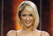 "<p>Paris Hilton appears on the German TV show ""Wetten dass...?"" (Bet that..) in Erfurt March 29, 2008. Hilton, 27, the millionaire socialite, said some 300,000 Americans applied to take part in the reality series ""Paris Hilton's My New BFF"" (Best Friend Forever), which begins airing on September 30 on MTV.REUTERS/Jens Meyer/Pool</p>"