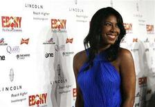 <p>Natalie Cole poses at the Ebony magazine pre-Oscar party at Boulevard 3 in Hollywood, California February 21, 2008. REUTERS/Mario Anzuoni</p>