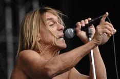 <p>Iggy Pop durante un concerto lo scorso agosto. REUTERS/Bill Auth</p>