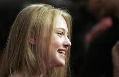 "<p>Actress Dakota Fanning arrives at ""The Secret Life of Bees"" gala during the 33rd Toronto International Film Festival, September 5, 2008. REUTERS/Mark Blinch</p>"