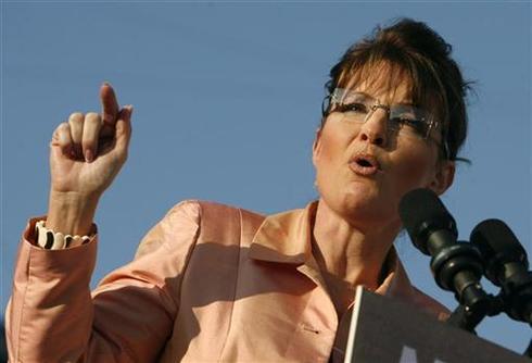 Sarah Palin's style