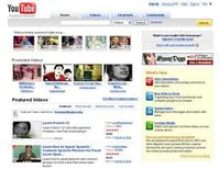 <p>A screenshot of YouTube.com, taken on July 15, 2008. REUTERS/www.youtube.com</p>