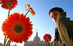 <p>Immagine d'archivio. REUTERS/Luca Lo Iacono</p>