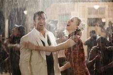 "<p>Hugh Jackman and Nicole Kidman in a scene from ""Australia"". REUTERS/20th Century Fox/Handout</p>"