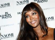 <p>Supermodel Naomi Campbell arrives at the red carpet of her photography retrospective exhibition during 'In Fashion Photo' in Miami, Florida December 2, 2008. REUTERS/Carlos Barria</p>