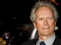 "<p>Actor Clint Eastwood arrives at a screening celebrating the DVD box set release of the ""Dirty Harry"" film franchise in Los Angeles May 29, 2008. REUTERS/Fred Prouser</p>"