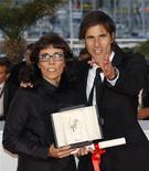 """<p>O filme chileno """"Tony Manero"""" ganhou o principal prêmio do Festival de Cinema de Havana e o segundo prêmio foi para o brasileiro """"Linha de Passe"""", informaram os organizadores nesta sexta-feira. REUTERS/Vincent Kessler</p>"""