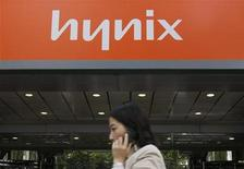 <p>La sede di Hynix Semiconductor a Seoul. REUTERS/Lee Jae-Won</p>