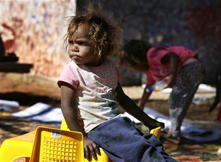 how to migrants feel about aboriginal