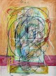 """<p>Imagen del primer panel de """"Homage to Francis Bacon Triptych II"""", Londres, 13 ene 2009. Nasser Azam difícilmente podría haber calculado mejor su paso de las finanzas al arte. REUTERS/Nasser Azam/Handout</p>"""