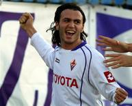 <p>Il calciatore Giampaolo Pazzini. REUTERS/Giampiero Sposito</p>
