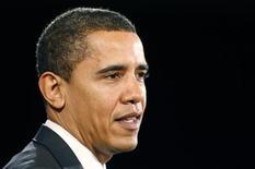 <p>Избранный президент США Барак Обама выступает на пресс-конференции в Чикаго 18 декабря 2008 года. REUTERS/Jeff Haynes</p>