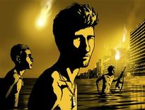 "<p>A scene from the Israeli film ""Waltz with Bashir"" is seen in this undated publicity photo released to Reuters January 22, 2009. REUTERS/Sony Pictures Classics/Handout</p>"
