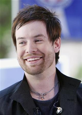 File photo shows American Idol winner David Cook in New York May 29, 2008. REUTERS/Brendan McDermid