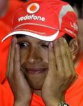 <p>Il campione del mondo di Formula Uno, Lewis Hamilton. REUTERS/Sergio Moraes/Files (BRAZIL)</p>