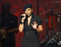 <p>La cantante Janet Jackson. REUTERS/Mario Anzuoni (UNITED STATES)</p>