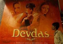 <p>India, eroe di Bollywood diventa un gioco per cellulari. REUTERS/Arko Datta</p>