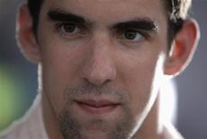 <p>O supercampeão olímpico Michael Phelps foi suspenso das competições por três meses pela federação de natação dos Estados Unidos por causa da recente publicação de uma foto em que ele aparece supostamente fumando maconha. REUTERS/Jason Lee</p>
