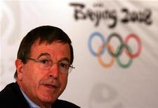 <p>Gilbert Felli, direttore esecutivo del Cio per i Giochi Olimpici. REUTERS/Claro Cortes IV CC/CP</p>