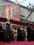 <p>L'attrice australiana Cate Blanchett sul red carpet della scorsa edizione degli Oscar. REUTERS/Lucas Jackson</p>