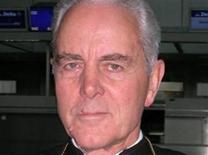 <p>British-born Bishop Richard Williamson in a file photo. REUTERS/Jens Falk</p>