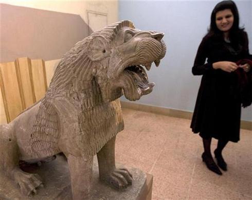 Iraqi museum reopens