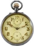 <p>Mahatma Gandhi's silver Zenith pocket watch is seen in a handout image from Antiquorum Antiques. REUTERS/Antiquorum/Handout</p>