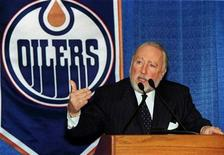 <p>File photo of former Edmonton Oilers owner Peter Pocklington.</p>