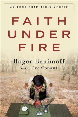 The cover of ''Faith Under Fire: An Army Chaplain's Memoir'' buy U.S. Army chaplain Roger Benimoff. REUTERS/Random House/Handout