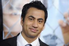 "<p>Kal Penn attends the premiere of ""Harold and Kumar Escape from Guantanamo Bay"" in Los Angeles April 17, 2008. REUTERS/Phil McCarten</p>"