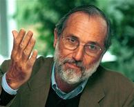 <p>Immagine d'archivio dell'architetto Renzo Piano. FAB/JDP</p>