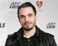 "<p>Adam ""DJ AM"" Goldstein arrives for the 2009 MusiCares Person of the Year gala in honor of Neil Diamond in Los Angeles, February 6, 2009. REUTERS/Danny Moloshok</p>"