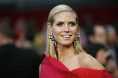 <p>Heidi Klum arrives at the 81st Academy Awards in Hollywood, California February 22, 2009. REUTERS/Mario Anzuoni</p>