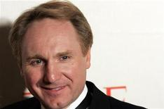 "<p>Author Dan Brown arrives for Time magazine's celebration of the magazine's ""100 Most Influential People"" in New York May 8, 2006. REUTERS/Keith Bedford</p>"