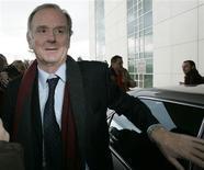 <p>Presidente da equipe Juventus de futebol, Giovanni Cobolli Gigli, em Roma. 06/02/2007. REUTERS/Dario Pignatelli</p>