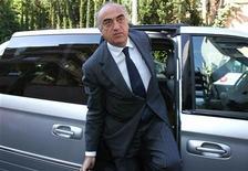 <p>Antonio Giraudo, ex amministratore delegato della Juventus. REUTERS/Dario Pignatelli (ITALY)</p>