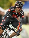<p>Il ciclista spagnolo Alejandro Valverde. REUTERS/Denis Balibouse (SWITZERLAND SPORT CYCLING)</p>