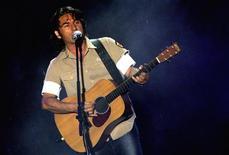 <p>Il cantante italiano Luciano Ligabue.REUTERS/Alessia Pierdomenico AMP/CN</p>