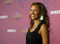"<p>Actress Vanessa Williams poses at the ""Miley's Sweet 16 Share the Celebration"" party at Disneyland in Anaheim, California October 5, 2008. Miley Cyrus, who portrays Hannah Montana in the Disney television series, celebrated her 16th birthday. REUTERS/Mario Anzuoni</p>"