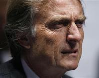 <p>Foto de arquivo de Luca di Montezemolo, presidente da Ferrari, em uma coletiva de imprensa em Genebra. 05/03/2009. REUTERS/Denis Balibouse</p>