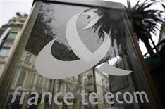 <p>Stéphane Richard, ancien directeur de cabinet de Christine Lagarde appelé à entrer dans l'équipe dirigeante de France Télécom, explique avoir agi à Bercy de manière à éviter d'être soupçonné de conflit d'intérêts concernant le groupe français. /Photo d'archives/REUTERS/Eric Gaillard</p>