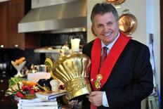 <p>Consulting master chef for Holland America Line, Rudi Sodamin, poses in this undated handout photo. REUTERS/Ruzzoli International Publications/Handout</p>