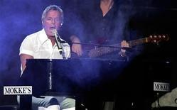 <p>Claudio Baglioni in concerto. REUTERS/Max Rossi</p>