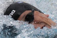 <p>Edilizia, sequestrate piscina e strutture mondiali nuoto a Roma. REUTERS/Sergio Moraes</p>