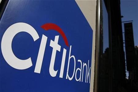 A Citibank branch is seen in New York in this February 23, 2009 file photo. REUTERS/Shannon Stapleton
