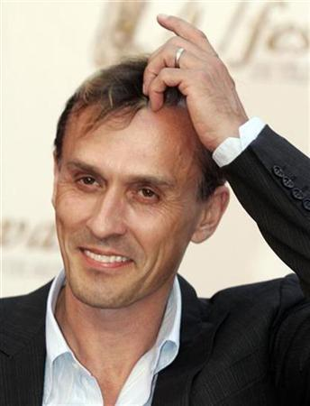 U.S. actor Robert Knepper poses during the opening night of the 47th Monte Carlo television Festival in Monaco, June 10, 2007. REUTERS/Eric Gaillard