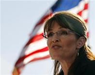 <p>Alaska Governor Sarah Palin in a file photo. REUTERS/Brian Snyder</p>