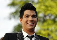 <p>American Idol runner-up Adam Lambert poses at the Hollywood Life's 11th Annual Young Hollywood Awards at the Eli and Edythe Broad Stage in Santa Monica, California June 7, 2009. REUTERS/Mario Anzuoni</p>